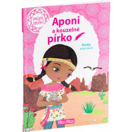 Aponi and the magic feather - book
