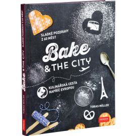 Bake & the City - book
