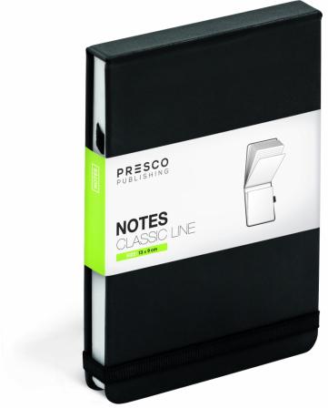 Classic Line reportérský notes linkovaný, 13 x 9 cm