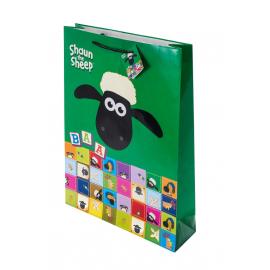 Gift bag Shaun the Sheep, jumbo 7