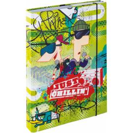 Heftbox A4 Phineas & Ferb
