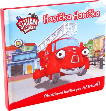 Board book - Hasička Hanička