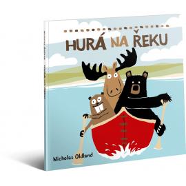 Hurá na řeku - book