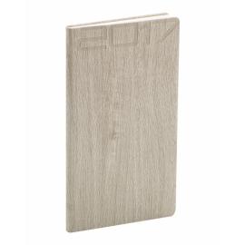 Kapesní diář Forest 2017, krémový, 9 x 15,5 cm