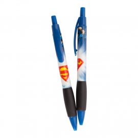 Ballpen Superman, blistr with 2 pcs.