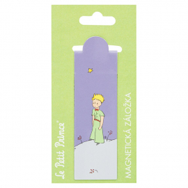 Magnetic bookmark Le Petit Prince – Planet