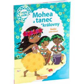 Mohea and the dance of the Queen - book