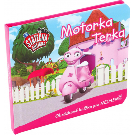 Board book - Motorka Terka