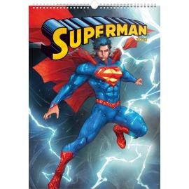 Wall calendar Superman – Comic Book Covers 2018, 33 x 46 cm