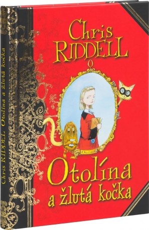 Otolína a žlutá kočka - kniha