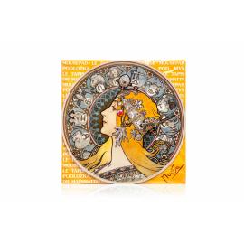 Mousepad Alfons Mucha - Zodiak