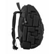 Školní batoh MadPax Blok střední, černý