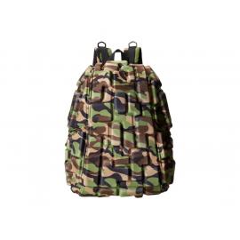 Školní batoh MadPax Blok střední, kamufláž