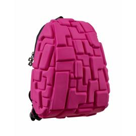 Školní batoh MadPax Blok střední, růžový