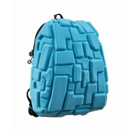 Školní batoh MadPax Blok střední, světle modrý