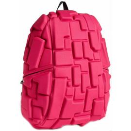 Školní batoh MadPax Blok velký, růžový
