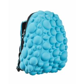 Školní batoh MadPax Bubble střední, světle modrý