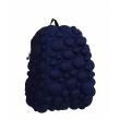 Školní batoh MadPax Bubble střední, tmavě modrý
