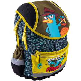 Školní batoh Phineas a Ferb, ergonomický velký