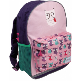 School bag Owls, small