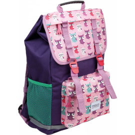 School bag Owls, big