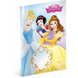 Exercise book Princess – Trio, A5, 40 sheets, lined