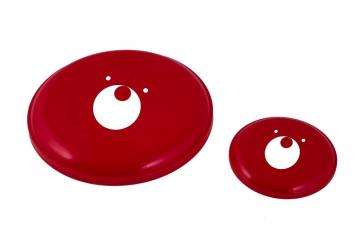 Teribear, sada 2 frisbee, 22 + 12 cm