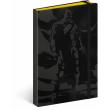 Týdenní diář Batman – Hope 2017, 10,5 x 15,8 cm