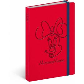 Týdenní diář Miss Minnie 2017, 10,5 x 15,8 cm