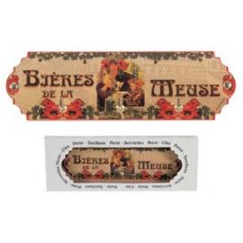 Hanger Alfons Mucha – Bieres