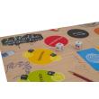 Základka aneb škola hrou, společenská hra 350 x 250 x 80 mm