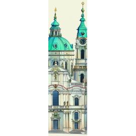 Záložka Libero Patrignani – sv. Mikuláš