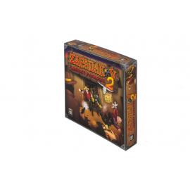 Zapadákov - Bandit Paradise, společenská hra 280 x 280 x 60 mm