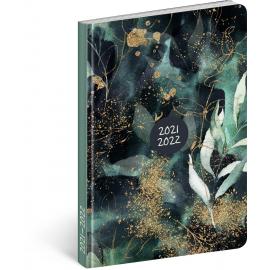 18month Petito diary Eucalyptus 2021/2022, 11 × 17 cm