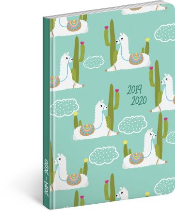 18měsíční diář Petito – Lamy 2019/2020, 11 × 17 cm