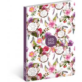 18month Petito diary Dream Catcher 2021/2022, 11 × 17 cm