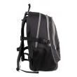Školní batoh Logo black
