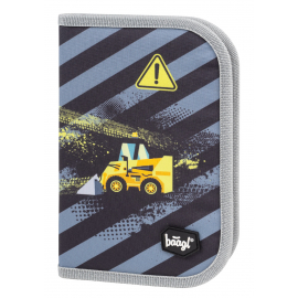 School pencil case Digger