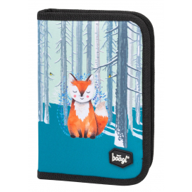 School pencil case – double-flap Foxie