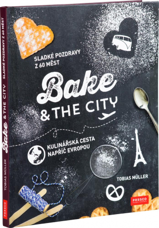 Bake & the City - kniha
