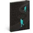 Running diary – Milos Skorpil 2018, 15 x 21 cm