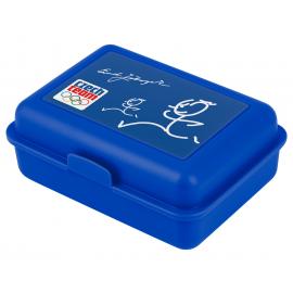 Box na svačinu Český olympijský tým, modrý