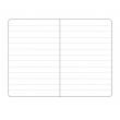 Classic Line journal notes linkovaný, 9 x 13 cm
