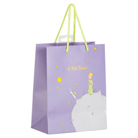 Gift bag Le Petit Prince – Planet, medium