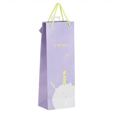 Bottle gift bag Le Petit Prince – Planet, medium