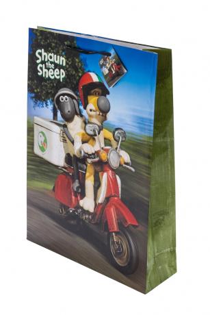 Dárková taška Ovečka Shaun, jumbo 5