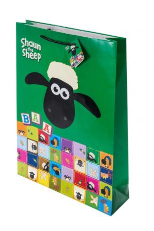 Dárková taška Ovečka Shaun, jumbo 7