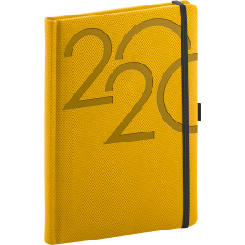 Daily diary Ajax gold 2020, 15 × 21 cm