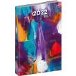 Denní diář Cambio Fun 2022, Malba, 15 × 21 cm