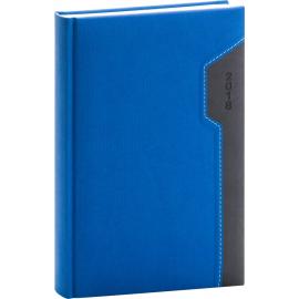 Daily diary Thun 2018, modročerný, 15 x 21 cm, A5